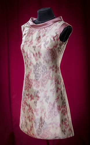Платье из дикого шелка. DressTheatre Couture by Dora Blank