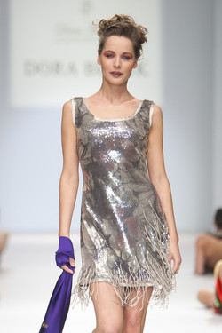 DressTheatre Couture by Dora Blank. Only D - 206