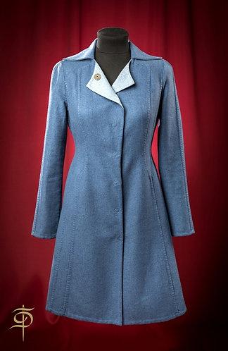 Двустороннее пальто из кашемира Holland&Sherry DressTheatre Couture