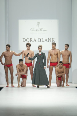 DressTheatre Couture by Dora Blank. Only D - 005