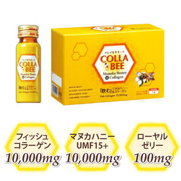 ラ・シンシア COLLA-BEE コラビー 50mL×10本入