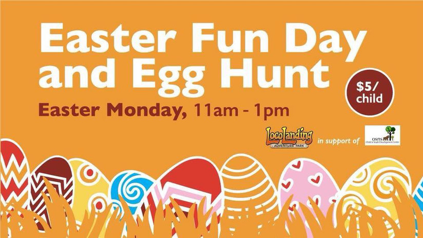 Easter Fun Day & Egg Hunt