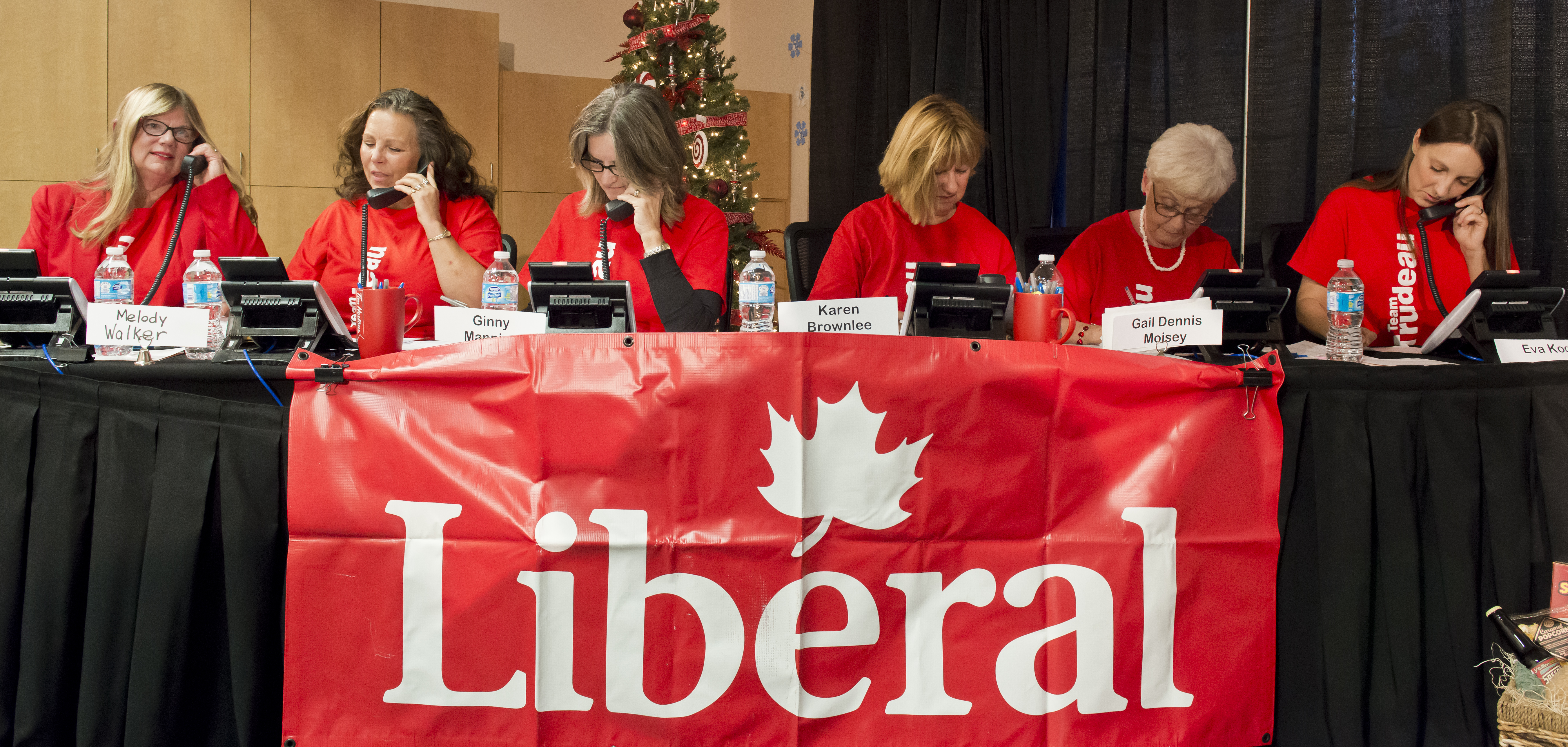 Penticton Liberal Riding