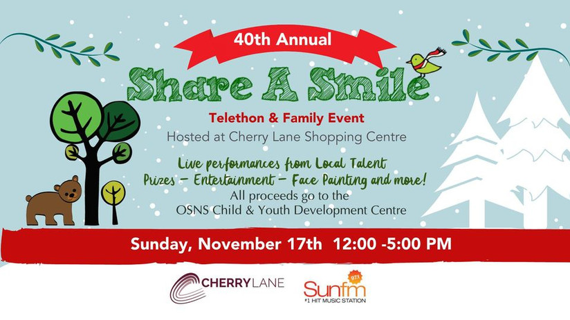 40th Annual Share a Smile Telethon