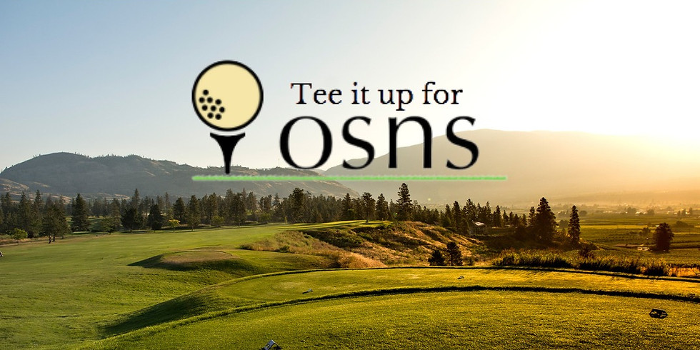 Tee It Up for OSNS Charity Golf Tournament