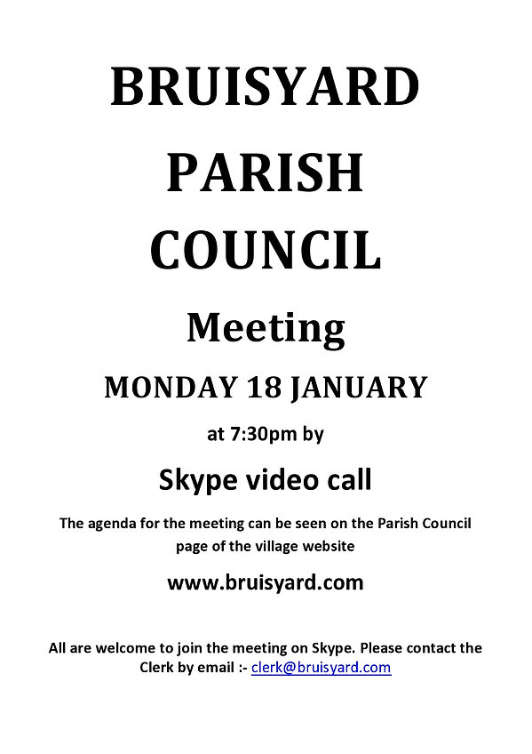 Notice of PC meeting 18 Jan 2021-page000