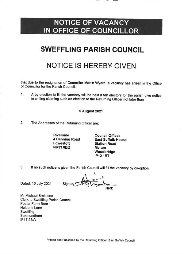 Councillor vacancy 16 Jul 2021.png