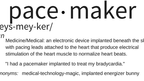 Key Term: Pacemaker