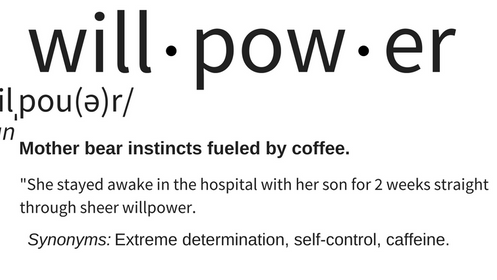 Key Term: Will Power