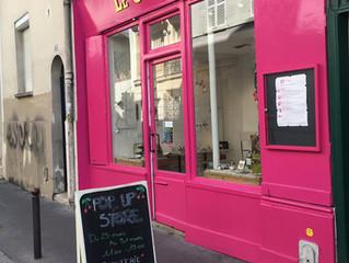 L'Atelier de l'Envol sera de nouveau présent sur Paris au 72 rue de la Villette 75019 du 3 a
