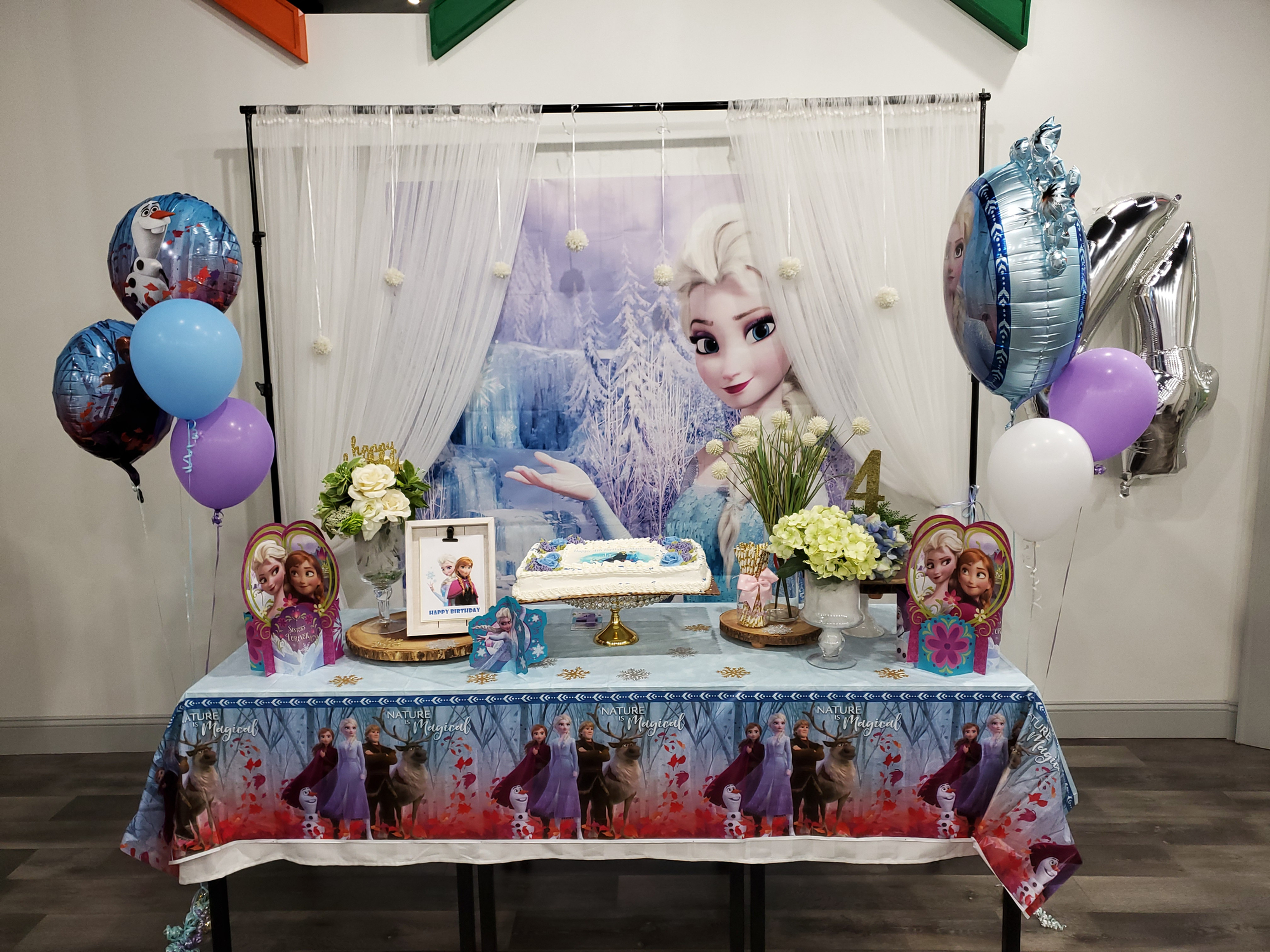 TGS Private Party Plan (Ridgefield)