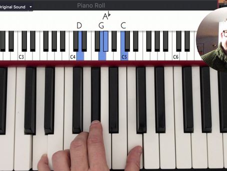 Update on my piano teaching setup