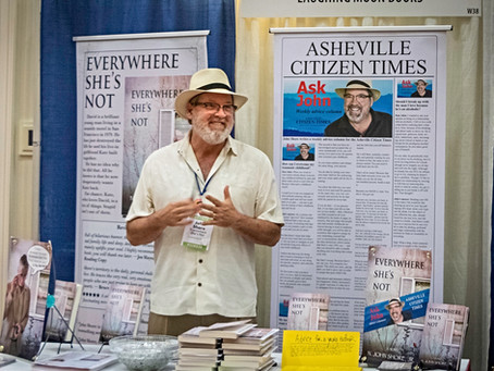 Being conventional at the Southern Independent Booksellers Association