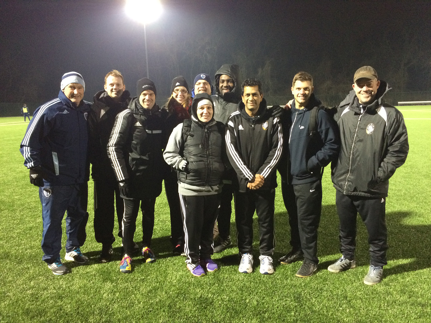 Sporting KC Coaches Trip 3/2