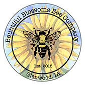 Bountiful Blossoms Bee Co Logo. High Res