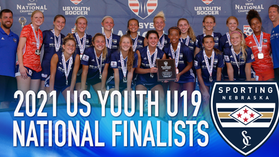 US Youth Soccer National Finalists