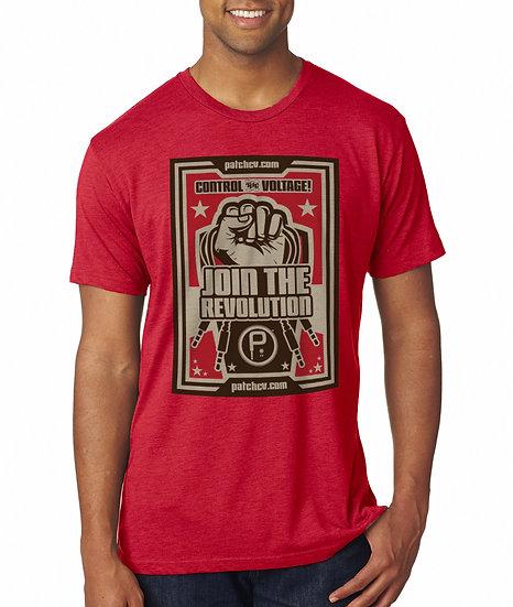 """""""Join The Revolution"""" Short Sleeve T"""