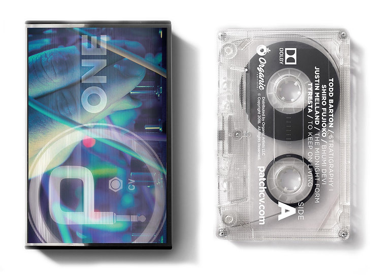 "PATCH.CV ""One"" Cassette"
