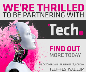 Tech. Festival London, 2-3 October 2019