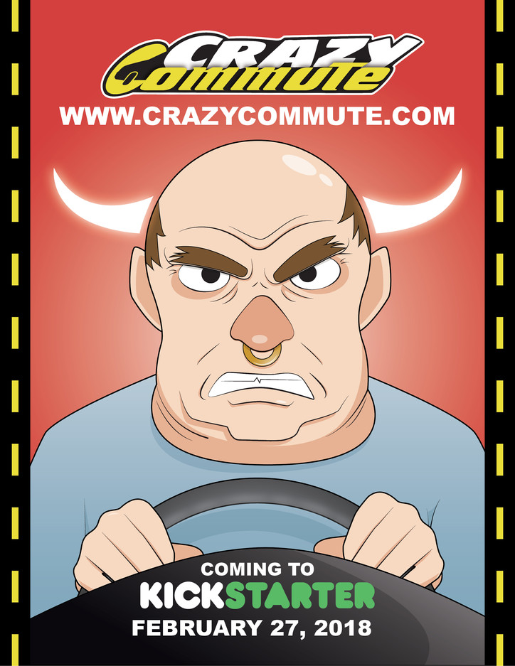 Crazy Commute Is Relaunching!