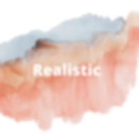 Peach and Gray Watercolor Background Ins