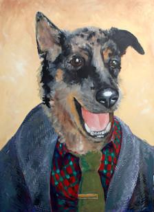 Jack (after Menswear Dog)