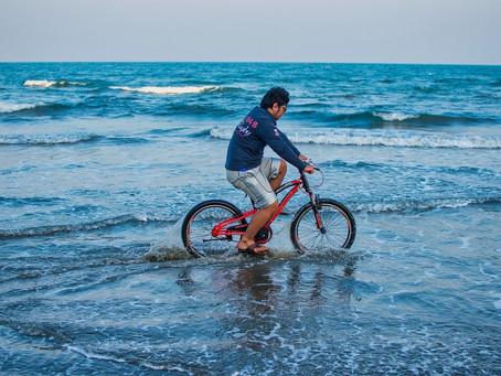 Découvrir les alentours de la Villa la Bleutière à vélo....