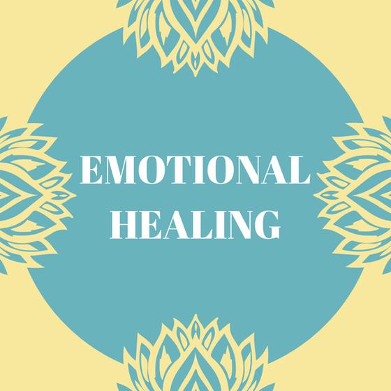 Emotional Healing.