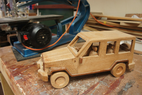 Model Jeep
