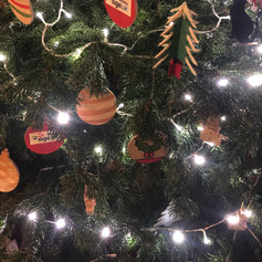 Men in Sheds Bexley Christmas Tree