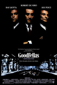 Lockdown diaries- Volunteer John's Film reviews: Goodfellas