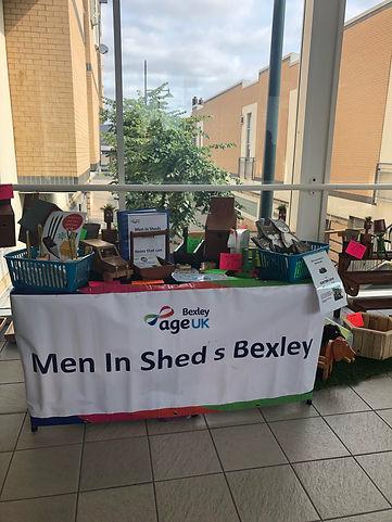 Men in Sheds Bexley
