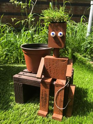 Flower Pot man