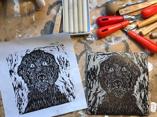 LECB Printmaking Course