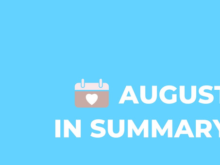August in summary
