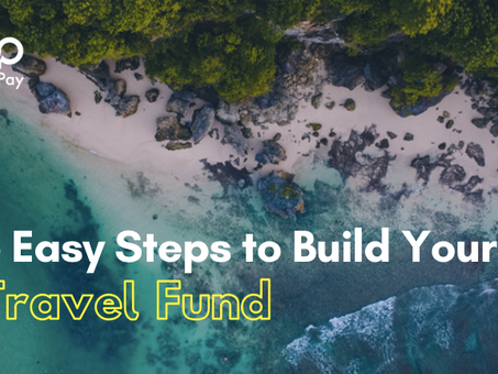 5 steps to build your travel fund