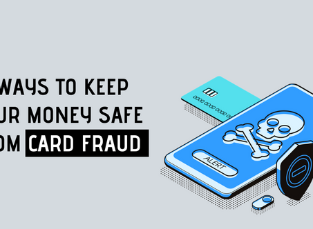 10 ways to keep your money safe from fraudsters