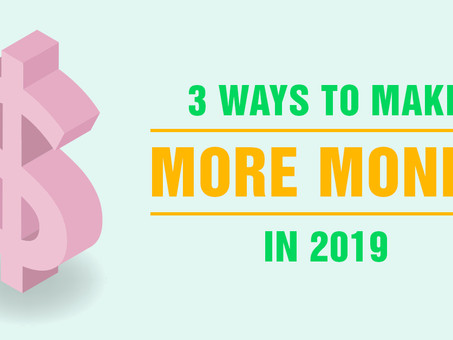3 ways to save more money in 2019