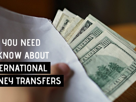 All you need to know about international money transfers