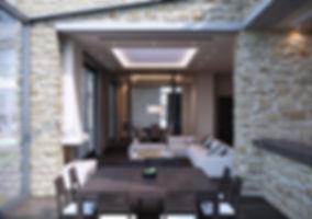 Luxury Villa in Ippokratios Politia Interior Design