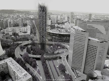 Green Tower Defense Paris