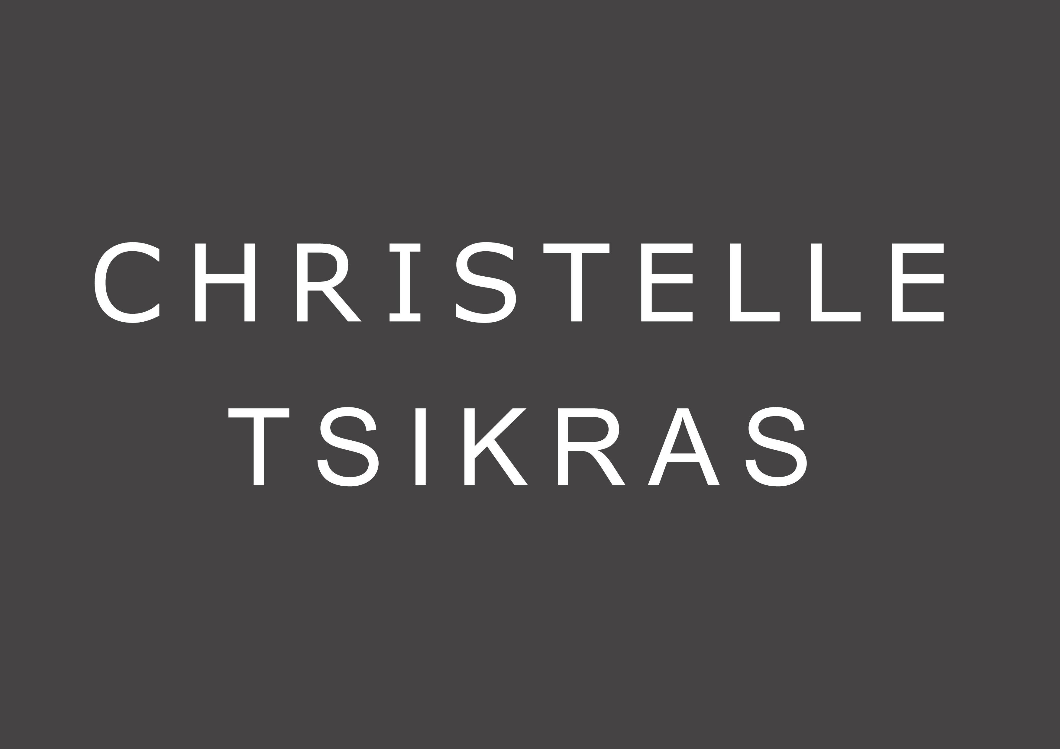 CHRISTELLE TSIKRAS