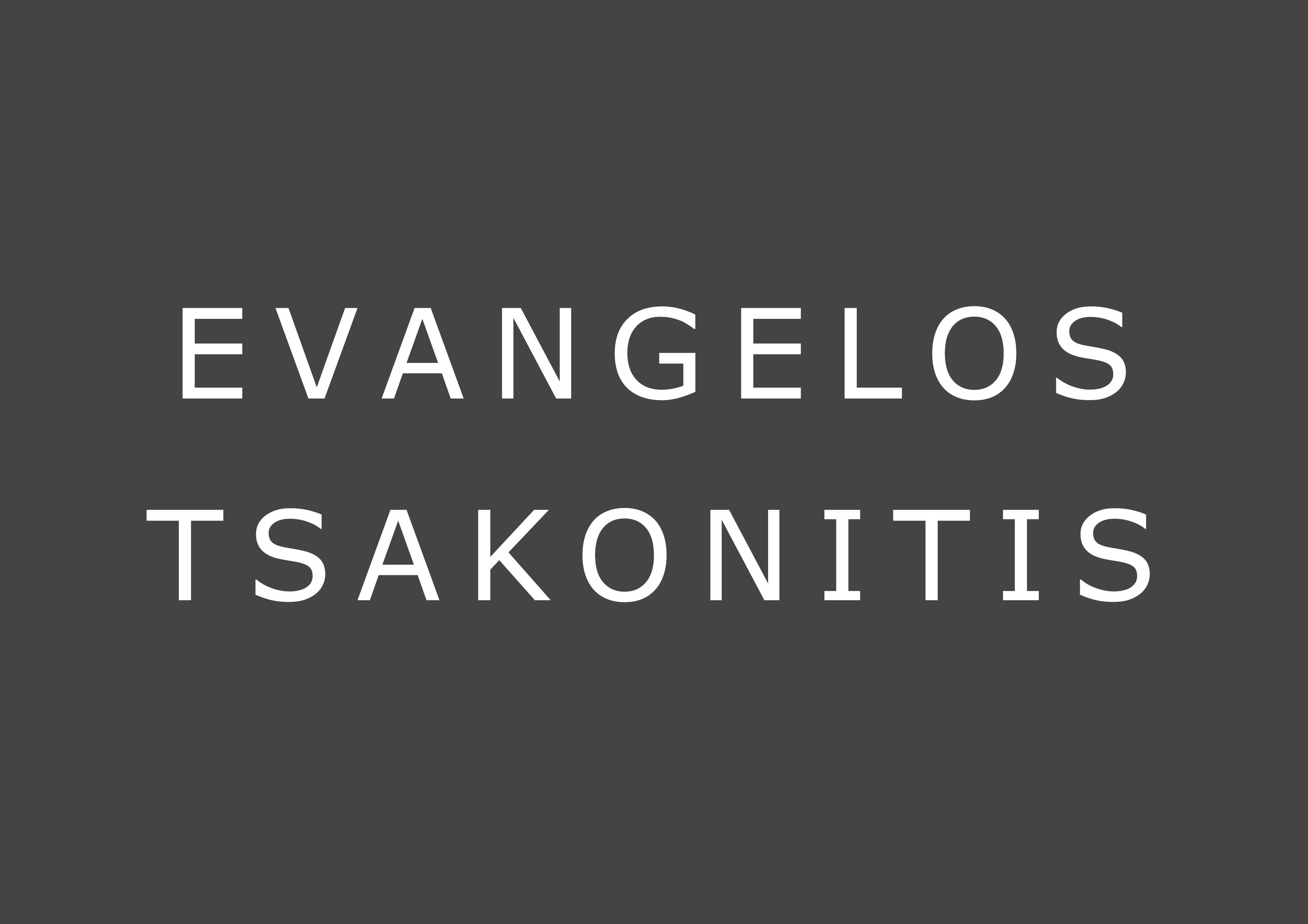 EVANGELOS TSAKONITIS