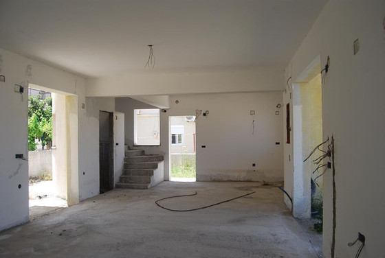 Before Apartment Renovation-Elounda Crete