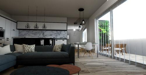 Renovation-3D Visualization Apartment Crete
