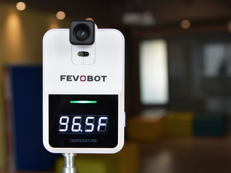 7 Advantage of Contactless Handsfree Infrared Thermometer Fevobot