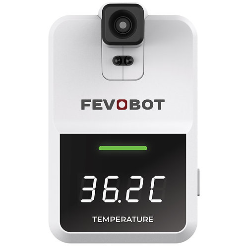 FevoBot: Wall-Mounted Automated Thermometer