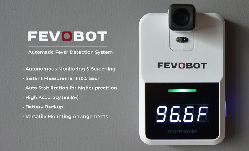 Fevobot_Smart_Fever-Detection-Thermomete