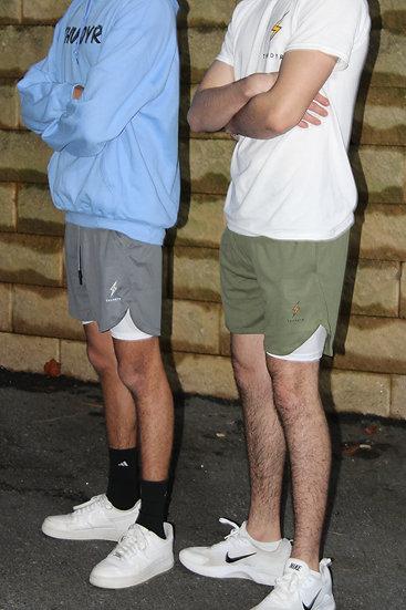 Men's Fitness Compression Shorts