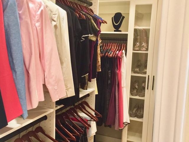 Closet Design & Organizing